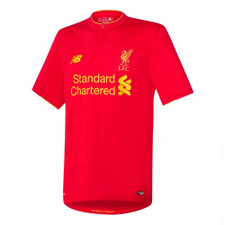 New Balance Liverpool 16/17 Home Jersey Youth