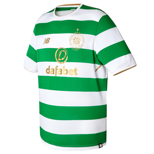 New Balance Celtic Home 17/18 Jersey