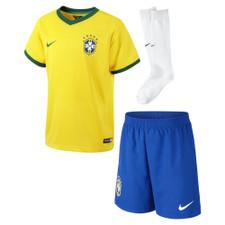 Nike Brazil Infant Home Kit