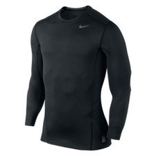 Nike Compression Hyperwarm Lite Fitted Crew Neck