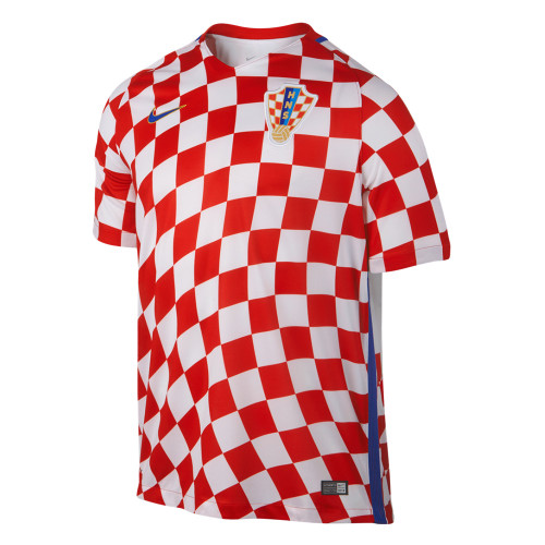 Nike Croatia 2016 Home/Away Stadium Jersey