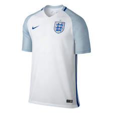 Nike England 2016 Home Stadium Jersey