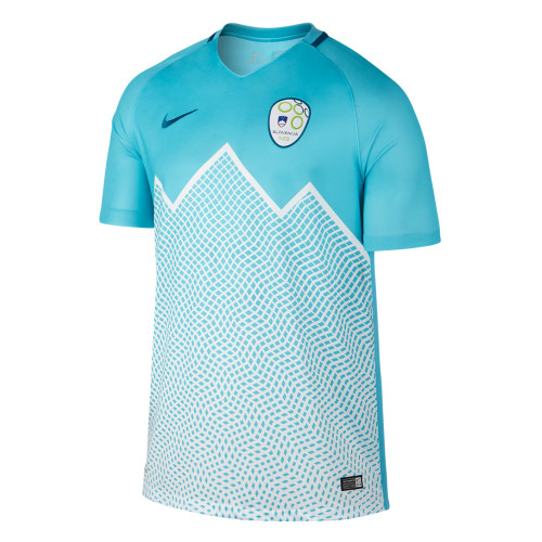 Nike Solvenia 2016 Home/Away Stadium Jersey