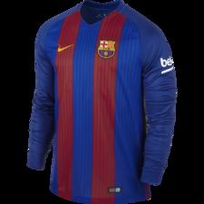 Nike FC Barcelona 16/17 Home Jersey LS