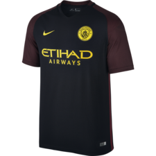 Nike Manchester City 16/17 Away Jersey