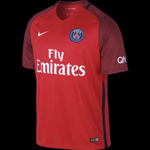 Nike Paris Saint-Germain 16 17 Away Jersey  13c6d196f