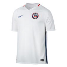 Nike Chile 2016 Away Stadium Jersey