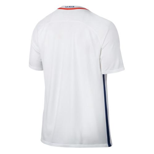 Nike Chile 2016 Away Stadium Jersey