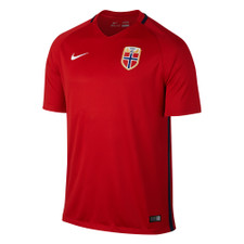 Nike Norway 2016 Home Stadium Jersey