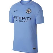 Nike Breathe Manchester City FC Stadium Jersey