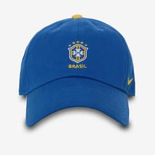 Nike Brasil CBF Heritage86 Cap - Blue