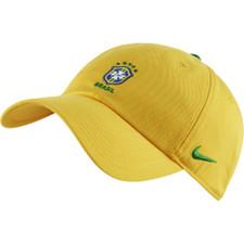 Nike Brasil CBF Heritage86 Cap - Gold