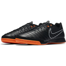 Nike LegendX 7 Academy Indoor Boot - BLACK/TOTAL ORANGE-BLACK-WHITE