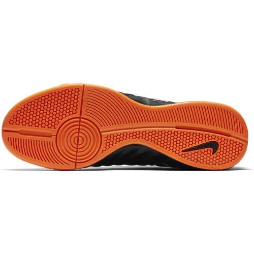 Nike LegendX 7 Academy Indoor Boot - BLACK/TOTAL ORANGE-BLACK-WHITE