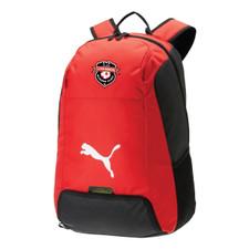 Lake Simcoe Puma Football Backpack - Red