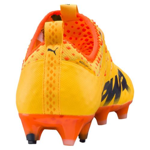 94fb0ed78d28 Puma EvoPower Vigor 1 Firm Ground Boot - Orange/Yellow | SOCCERX