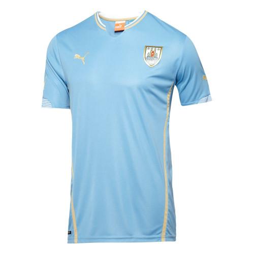 Puma Uruguay 2016 Home Jersey