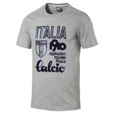 Puma FIGC Italia Azzurri Calcio Tee