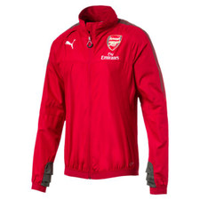 Puma Arsenal Stadium Jacket w/ Sponsor