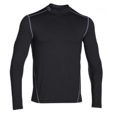 Under Armour Compression Coldgear Fitted Mock Neck