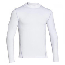 Under Armour Compression EVO Coldgear Fitted Mock Neck