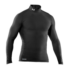 Under Armour Compression EVO Coldgear Mock Neck (Youth)