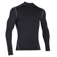 Under Armour Compression Coldgear Mock Neck